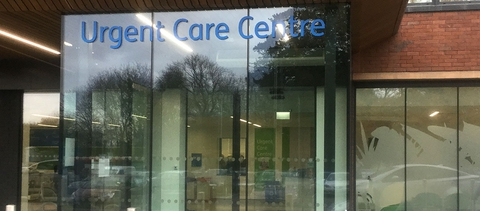 Urgent Care Centre - Queen Mary's